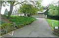 NY3804 : University of Cumbria campus by Graham Horn