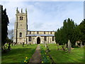 SK8753 : All Saints Church, Beckingham by Maigheach-gheal