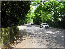 TQ3355 : Caterham:  Church Road by Dr Neil Clifton
