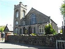 J4792 : Congregational Church, Whitehead by Kenneth  Allen