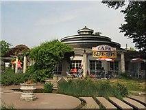 TQ3005 : Rotunda Cafe by Paul Gillett