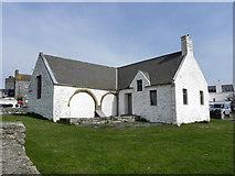 SC2667 : The Old Grammar School, Castletown by David Dixon