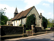 TQ3355 : Caterham:  St. Lawrence's Church by Dr Neil Clifton