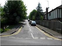 TQ3355 : Caterham:  Colburn Avenue by Dr Neil Clifton