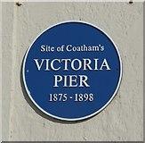NZ6025 : Blue plaque on the Regent Cinema by Humphrey Bolton