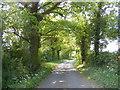 TM3363 : Chapel Lane by Geographer