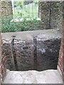 SO3299 : Inside Ladywell Mine Engine House by John M