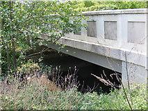 TM3464 : Rendham Bridge by Adrian Cable