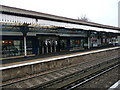 SU4729 : Winchester - Railway Station by Chris Talbot