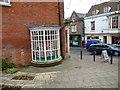 SU4729 : Winchester - Window by Chris Talbot