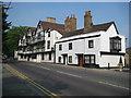 TQ4493 : Chigwell: The former King's Head public house now Sheesh (2) by Nigel Cox
