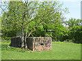 TQ6238 : Pill Box near Brown's Lodge by David Anstiss