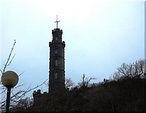 NT2674 : Nelson's Monument, Calton Hill by N Chadwick