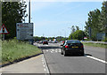ST6478 : 2011 : A4174 Avon Ring Road by Maurice Pullin
