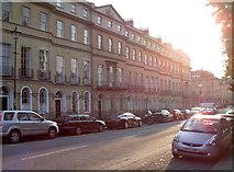 ST7565 : Sydney Place, Bath by Neil Owen
