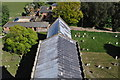 TG3514 : Ranworth St Helen's Church - Roof by Ashley Dace