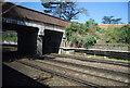 TQ4368 : Blackbrook Lane Railway Bridge by N Chadwick