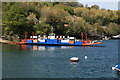 SX1252 : The Boddinick vehicle ferry, Fowey by Chris Allen
