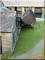 SD3788 : Stott Park Bobbin Mill by Alexander P Kapp