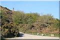 SW7047 : Chimney, Porthtowan Valley by Chris Allen