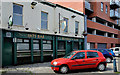 "J3475 : ""Pat's Bar"", Belfast by Albert Bridge"