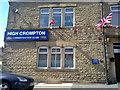 SD9209 : High Crompton Conservative Club by Steven Haslington