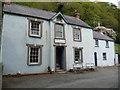 SN0234 : The Dyffryn Arms Free House, Pontfaen, Cwm Gwaun by Jeremy Bolwell