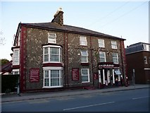 SH5638 : Royal Sportsman Hotel, Porthmadog, Gwynedd by Christine Matthews
