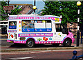 J5082 : Ice cream van, Bangor by Rossographer