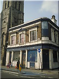 TQ3580 : Former pub in Cable Street by Marathon