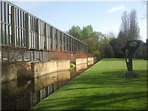 SP5206 : St Catherine's College, Oxford by Marathon