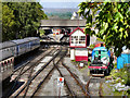 SD8010 : East Lancashire Railway by David Dixon