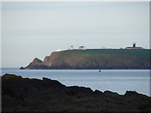 SM8002 : St Ann's Head from West Angle Bay by Ian Paterson