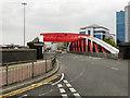 SJ8196 : Trafford Road Bridge by David Dixon