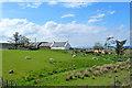 NG3770 : Croft in Bornesketaig by John Allan