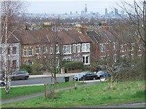 TQ3473 : Dawson's Hill, SE22 by Derek Harper