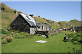 NM8026 : A ruined cottage on Kerrera by Walter Baxter