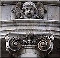 J3374 : The east porch, Belfast City Hall (2) by Albert Bridge