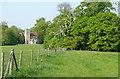 SP8402 : Footpath towards Hampden church by Graham Horn