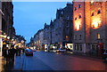NT2673 : The Royal Mile by N Chadwick