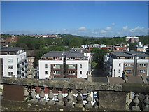 TQ3005 : View towards Preston Park, Brighton by Julian P Guffogg