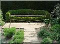 TQ8038 : Garden feature at Sissinghurst by Graham Horn