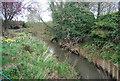 TQ0431 : Millrace by Brewhurst Bridge by N Chadwick