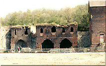 SJ6903 : Blists Hill furnaces by Stuart Logan