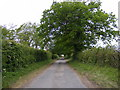 TG0424 : Keeling Hall Road by Adrian Cable