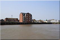 TG5107 : Saul's Wharf, Cobholm, Great Yarmouth by Glen Denny