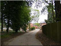 TG0524 : Old Hall Farm, Themelthorpe by Adrian Cable