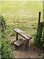 TM3054 : Stile of Footpath to Loudham Hall Road by Geographer