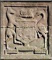 NS4076 : Memorial fountain (detail) by Lairich Rig