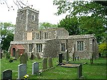 TA3719 : St Helen's Church, Skeffling by JThomas